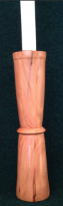 Applwwood Candle holder
